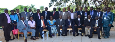 Launching of the Ugandan Roadside Stations Task Force